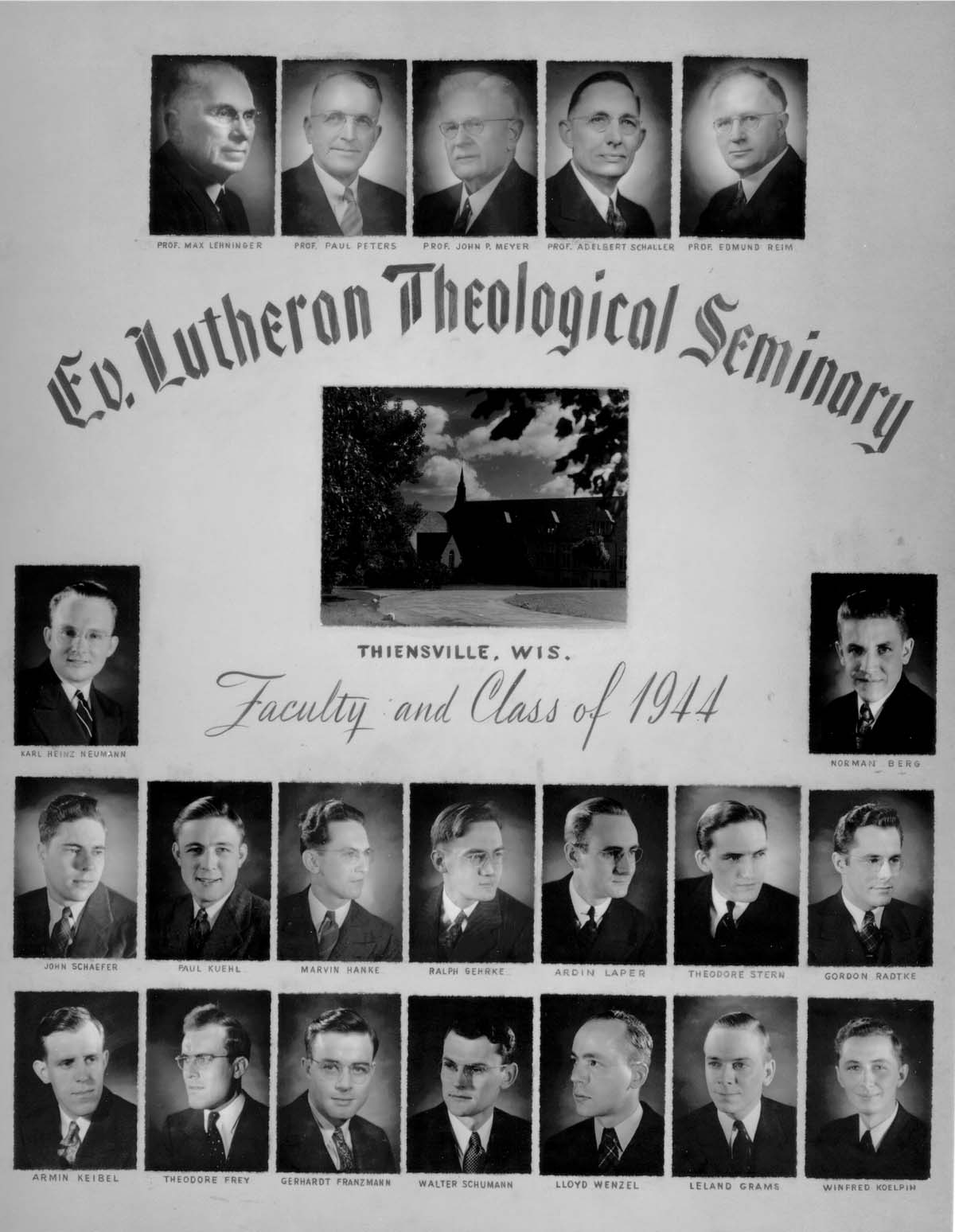 wels seminary essay file Joining the freemasons  you can read papers at the wisconsin lutheran seminary essay file from the 1930s and 1940s that express our concern about the masons .