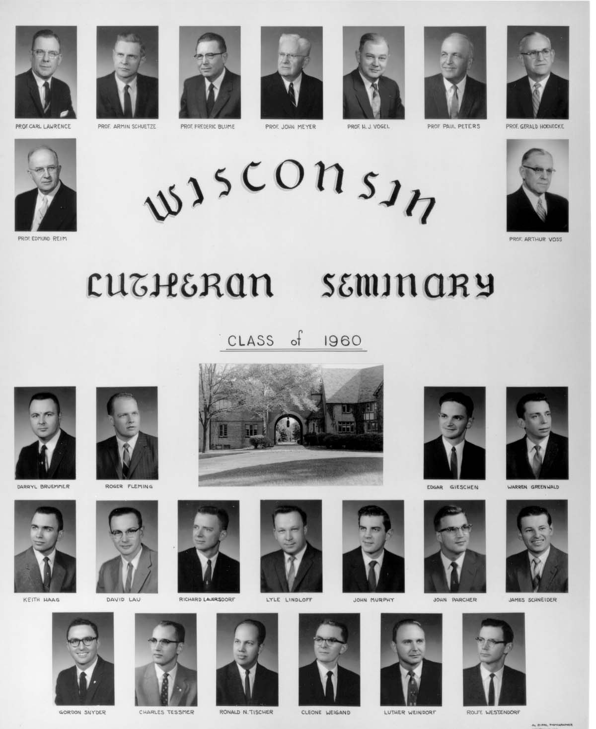 wls seminary essay file Wisconsin evangelical lutheran synod (wels) wels, characterized as theologically conservative, is the third largest lutheran church body in america with national offices today at 2929 n mayfair rd, milwaukee, wi, wels began in 1850 when three german pastors met in milwaukee.