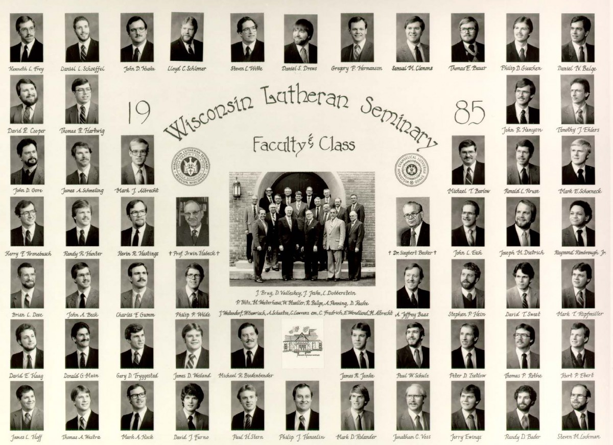 wls essay file St john lutheran church is a member of the wisconsin evangelical lutheran synod wels wisconsin lutheran seminary essay file.