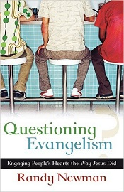 Questioning Evangelism Resize Cover