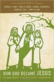 How God Became Jesus Resize Cover