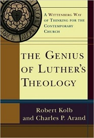 Genius Luther Resize Cover