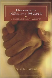 Holding Up The Prophet's Hand Resize Cover