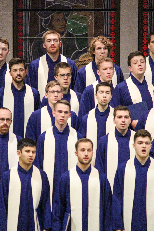 The Seminary Chorus | Wisconsin Lutheran Seminary